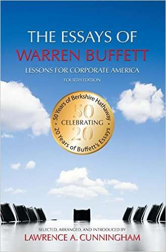 Book: Warren Buffett - Essays