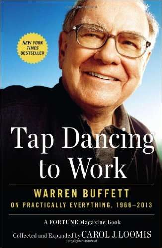 Book: Warren Buffett - Tap Dancing To Work