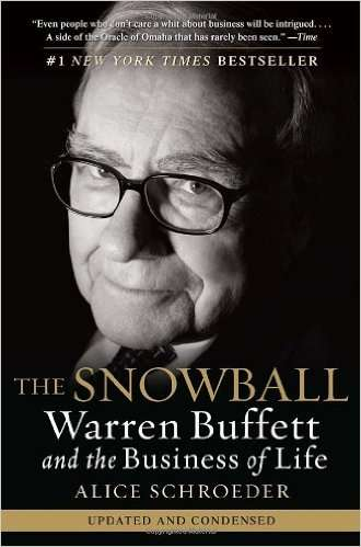 Book: Warren Buffett - The Snowball